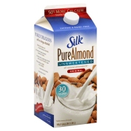 Silk Original Unsweetened Almond Milk