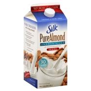 Silk Original Unsweetened Almond Milk