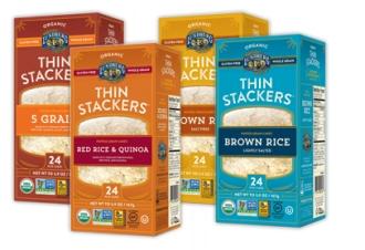 Lundberg Thin Rice Stackers